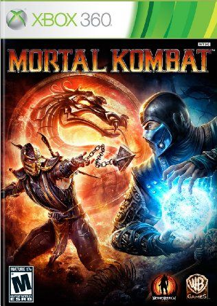 Mortal Kombat for the xbox 360