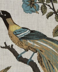Fabric for Master Bedroom drapes: ROBERT ALLEN  ELERIA GRAPHITE