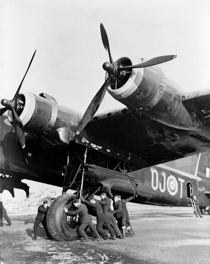 Short Stirling, 149 Squadron, RAF