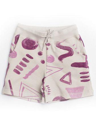 Girls SweatShorts – Incakids Webshop  #kids #apparel #pattern  #incakids #hipster #type #wave