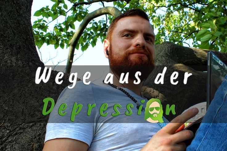 10 Tipps: Wege aus der Depression. Wie man aus der Depressionen kommen kann.