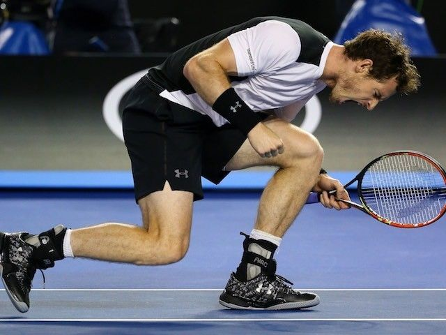 Result: Andy Murray knocked out of Australian Open by Mischa Zverev #AustralianOpen #Tennis