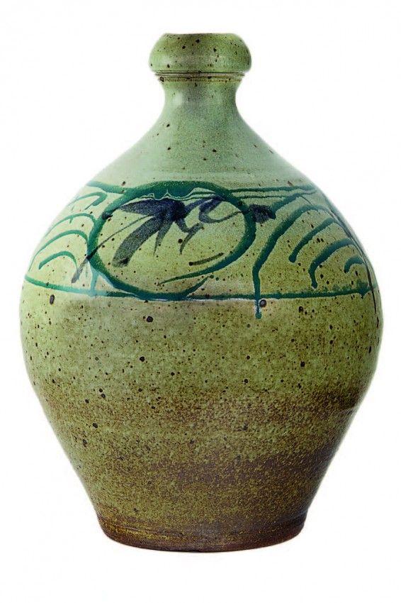 Warren Tippett, stoneware floor… - The Martin Hill Collection of International and New Zealand Ceramics - Art+Object - Antiques Reporter