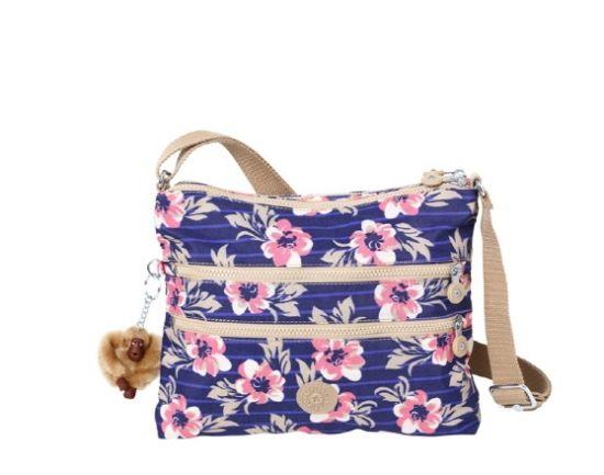 두 손 가볍게 여행을 즐길 수 있게 해주는 백의 유용함! 다양한 분리 수납이 가능한 #키플링 #크로스백 알바 #엘롯데 #kipling #bag