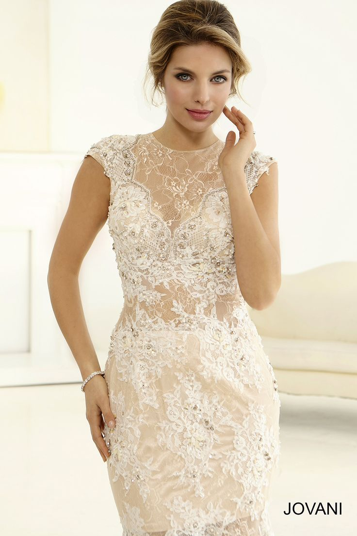 Low back wedding dresses jovani : Best images about jovani bridal s on