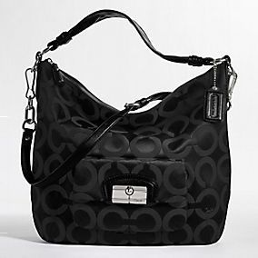 Love my Coach bag. What a Great Gift ;)