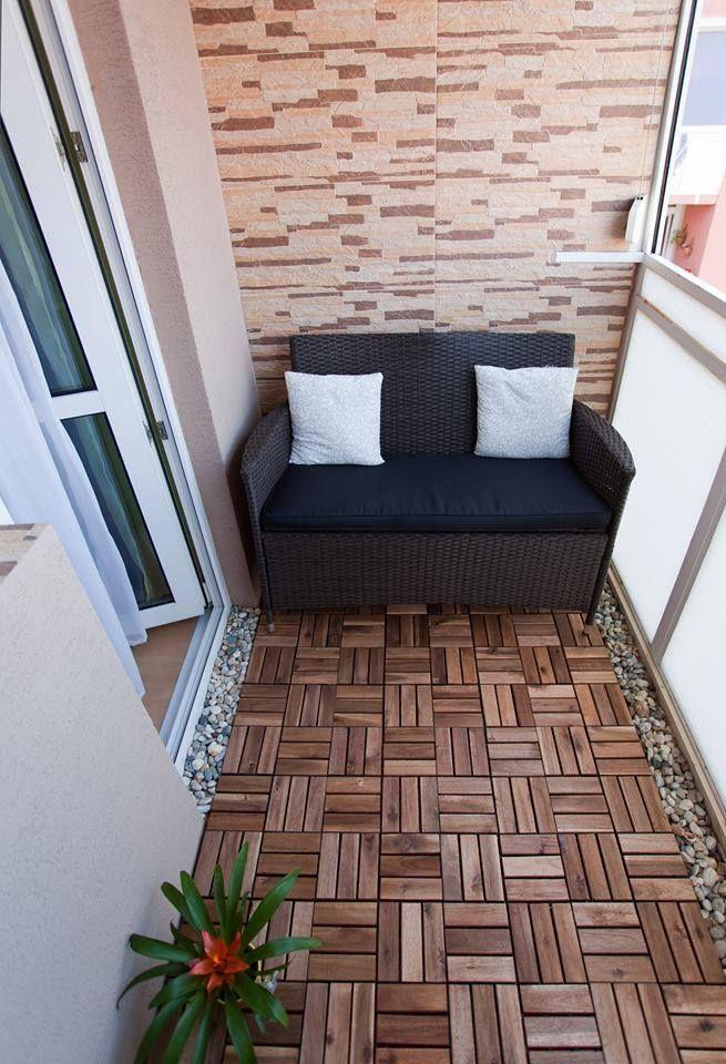 Načerpajte skvelú inšpiráciu, ako prerobiť balkón na luxusné miesto pre odpočinok. S týmto nápadom sa s nami podelil fanúšik, za čo mu ďakujeme. Cena prerábky bola približne...