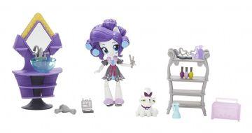 My Little Pony Rarity Kampaajan salonki