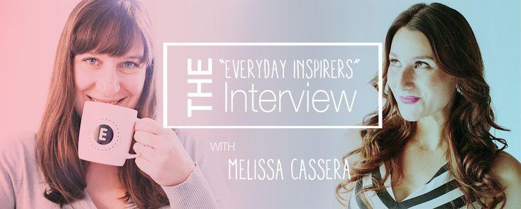 Everyday Inspirer   Melissa [@casseracomm]