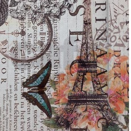 Superior Nautical Chevron And Lobsters Shower Curtain. French ScriptParis Eiffel  TowersVintage ...
