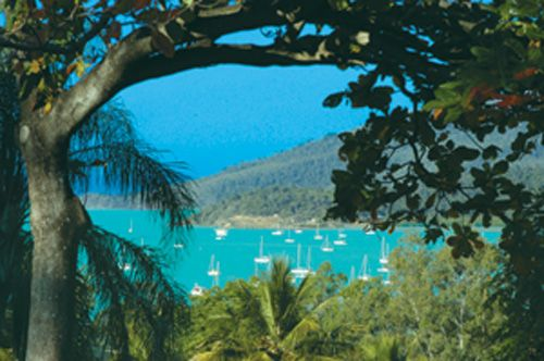 Airlie Beach, Great Barrier Reef, Australia