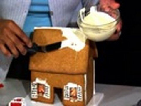 Gingerbread House How-To (Part 2: steps 3 & 4)