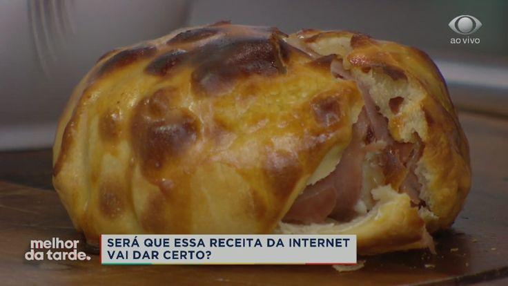 A Chef Flora Castro Fez Junto A Apresentadora Catia Fonseca Uma