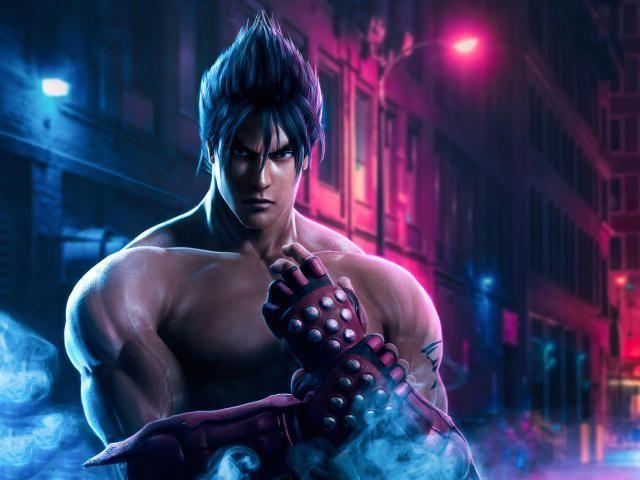 1 Tekken 7 Hd Wallpapers Background And Images 4k In 2020 Tekken 7 Jin Kazama Best Gaming Wallpapers