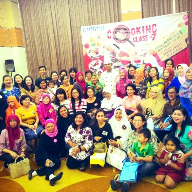 Cooking Class #7, With Kompas