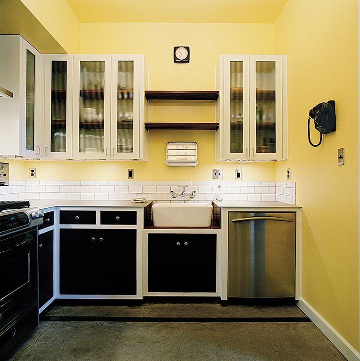 Almost Every Element Of The Interior Blake Dollahites Austin Texas Home From Kitchen Cabinetry To Art On Walls Was Created By Dollahite