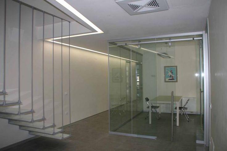 Porte Scorrevoli in Vetro Porte a Battente in Vetro Porte in Alluminio