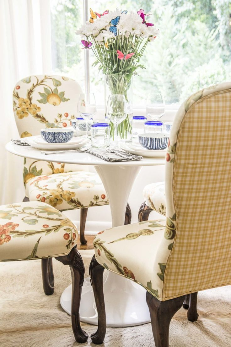 81 best dining room home decor images on pinterest world market a whimsical pattern happy table setting