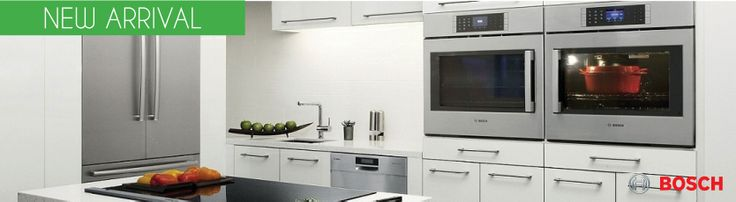 Bosch home appliances unveiled its entirely new kitchen line with redesigned cooking, ventilation and refrigeration products. With more than 100 new products available to consumers in this April, the 2014 Bosch Kitchen will set a new benchmark in kitchen design.