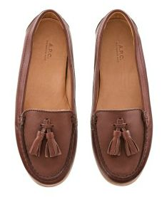 Tassel Loafers by A.P.C. Store