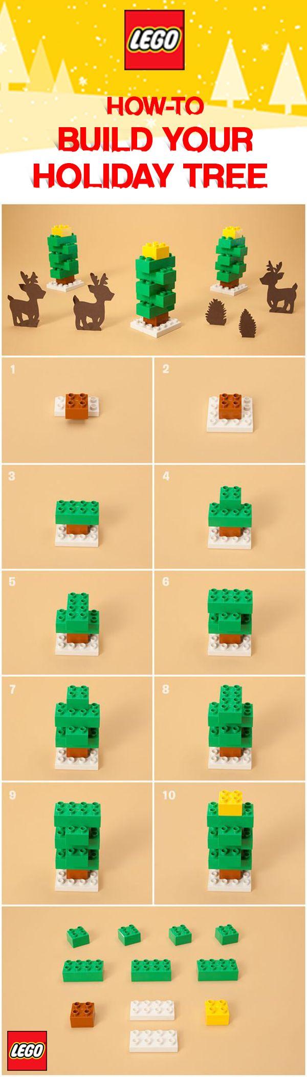 easy lego car instructions