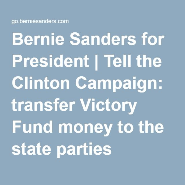 88 best Petitions images on Pinterest | Clinton n\'jie, Sen bernie ...