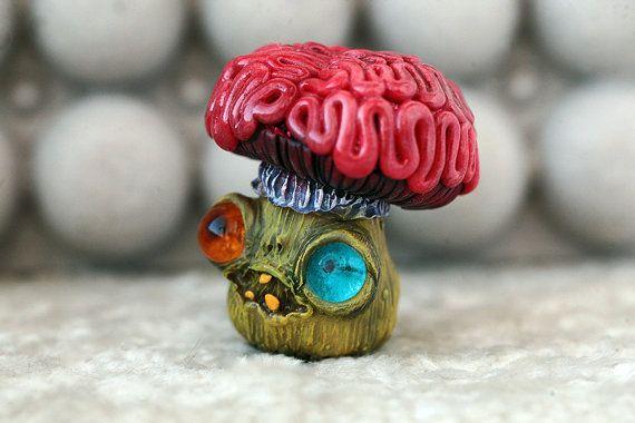 Brainshroom by chercheto on Etsy