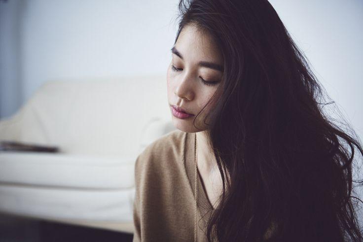 megumi–kato:  GISELe 12月 ph: daisuke tsuchiyama st: makiko iwata model: ayana miyamoto