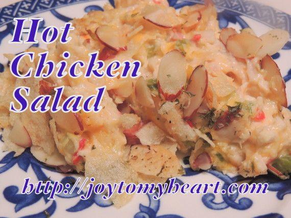 recipe: best hot chicken salad recipe [3]