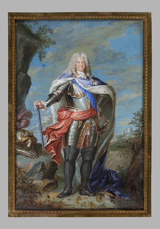 Muzeum Cyfrowe dMuseion - Stanisław Leszczyński, król Polski i książę Lotaryngii (1677-1766) NN 1725.MNW