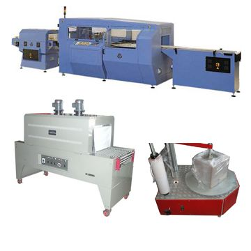 Learn more about Wrapping Machines, find various wrapping machine options, resolve your queries and concerns regarding wrapping machines, packaging materials and any thing related to the food and beverage industry.