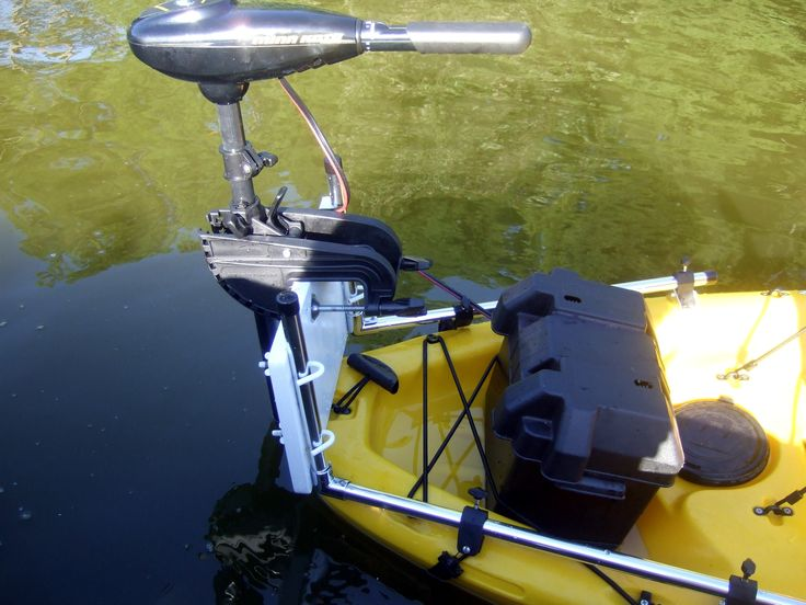 17 best images about fishing kayaking on pinterest jokes for Kayak electric trolling motor