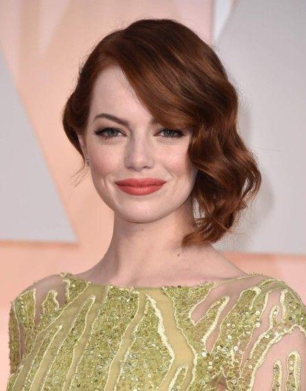 Premios Oscar 2015: Los mejores peinados y maquillajes de la alfombra roja   TELVA