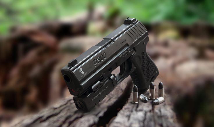 ArtStation - P300 9mm Handgun, Vicky Seauta