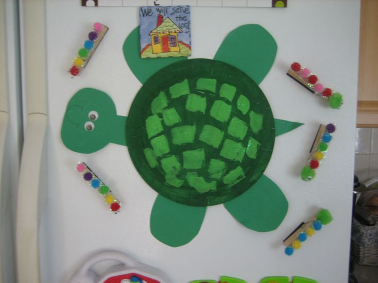 Turtle: Turtles Theme, Happy Home Fairies, Crafts Written, Caterpillar Clothespins, Plates Crafts