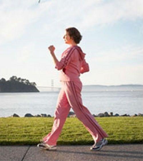 мое здоровье: Как похудеть с помощью ходьбы