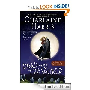 Dead to the World - Read most of the Sookie Stackhouse books and enjoyed them until recently (she's not a good writer to begin with and now the story is just getting stupid). But this was BY FAR the best one. Hellloooo Eric!