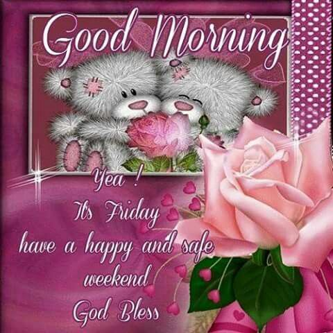 Image result for Friday Blessings for the weekend