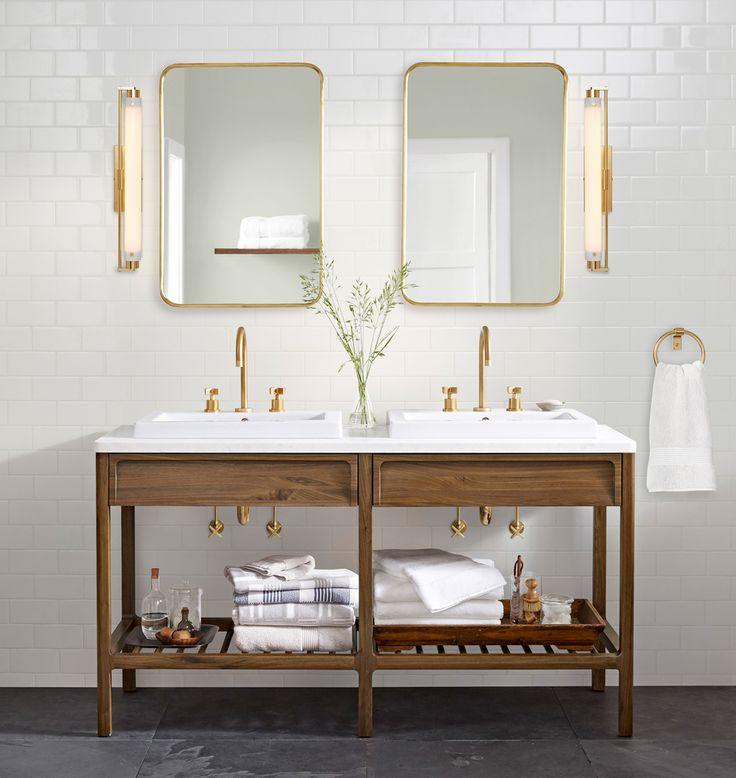 farmhouse bathroom mirror oil rubbed bronze