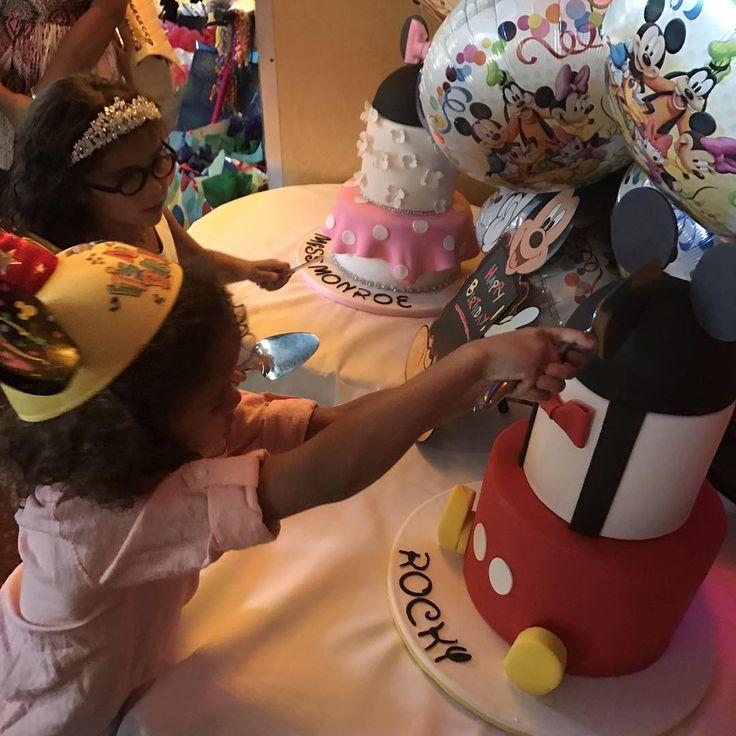 Mariah Carey and Nick Cannon celebrate their twins' 6th birthday  Mariah Carey and Nick Cannon reunited Sunday to celebrate their twins' sixth birthday.  #MariahsWorld #MariahCarey #WendyWilliams #NickCannon #GayleKing #Rocky #Rocky @MariahsWorld