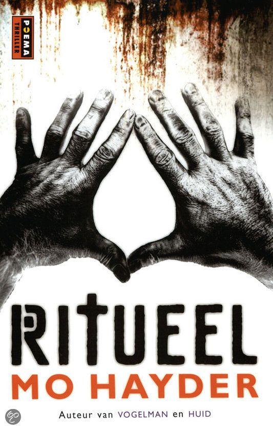 Ritueel - Mo Hayder