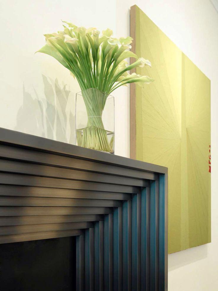 41 best Fireplace Decor images on Pinterest | Living room, Mantle ...
