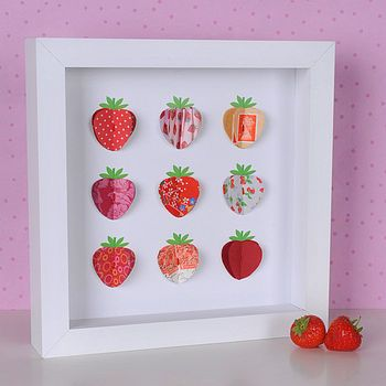 i need to make me one of these with the chilled strawberry soup line.