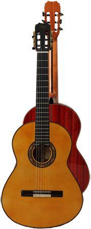 Ver Modelo Buleria Especial: Guitarra Flamenca del Constructor Francisco Bros, en el Blog de guitarra Artesana