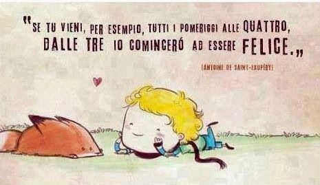 Amicizia e amore.