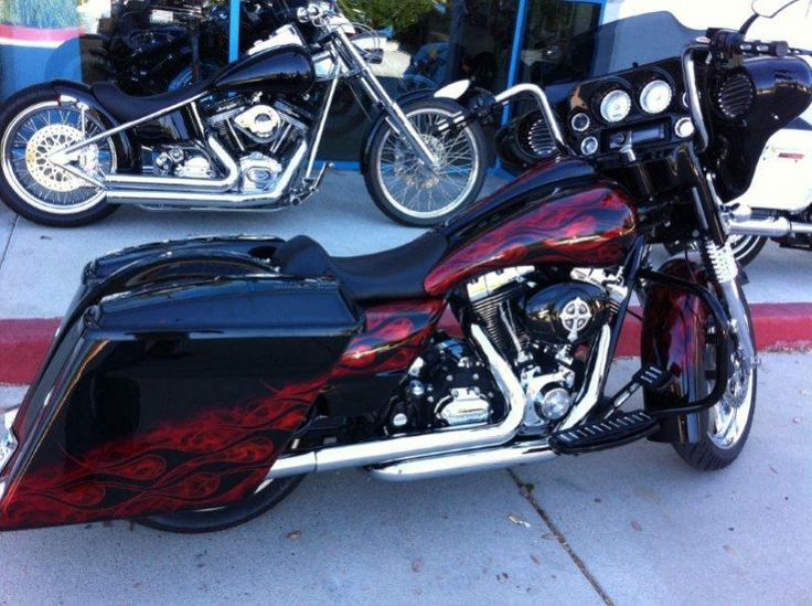 Your Harley From Stock To Custom Bagger
