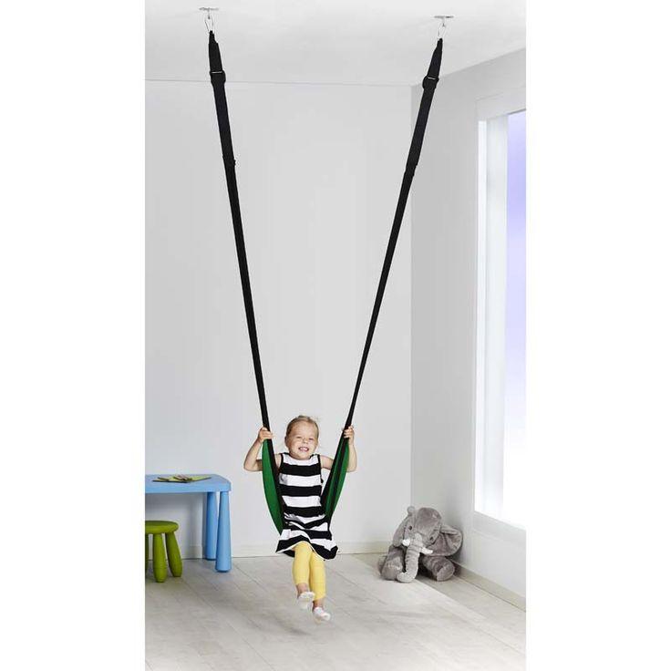 IKEA Recalls Children's Swing Due To Fall   Hazard Name of Product:  GUNGGUNG child's swing  Hazard: The suspension fittings can break causing a child to fall from the swing, posing a risk of serious injury.