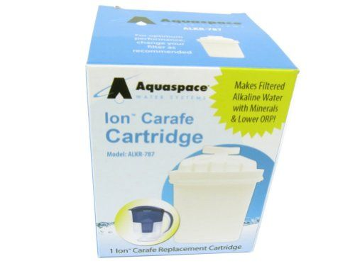 cool Ion Carafe Alkaline Water Pitcher Replacement Filter