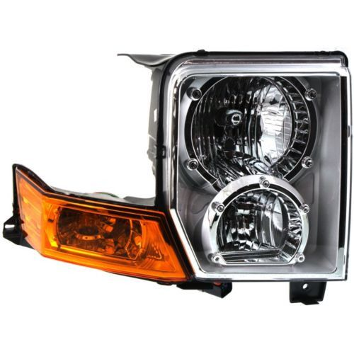 2006-2010 Jeep Commander Head Light RH, Assembly, Halogen