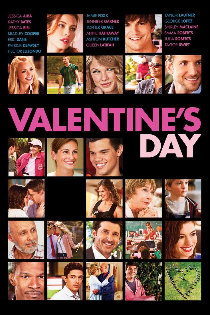 Romantic Movies For Valentineu0027s Day: Valentineu0027s Day Bradley Cooper  (Actor), Jennifer Garner (Actor), Garry Marshall